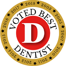 voted best dentist