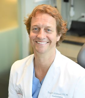 Dallas dentist, Dr Hildebrand